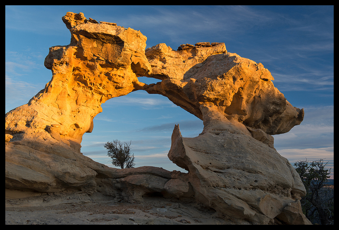 Grand Staircase Escalante National Monument - Horizon Arch