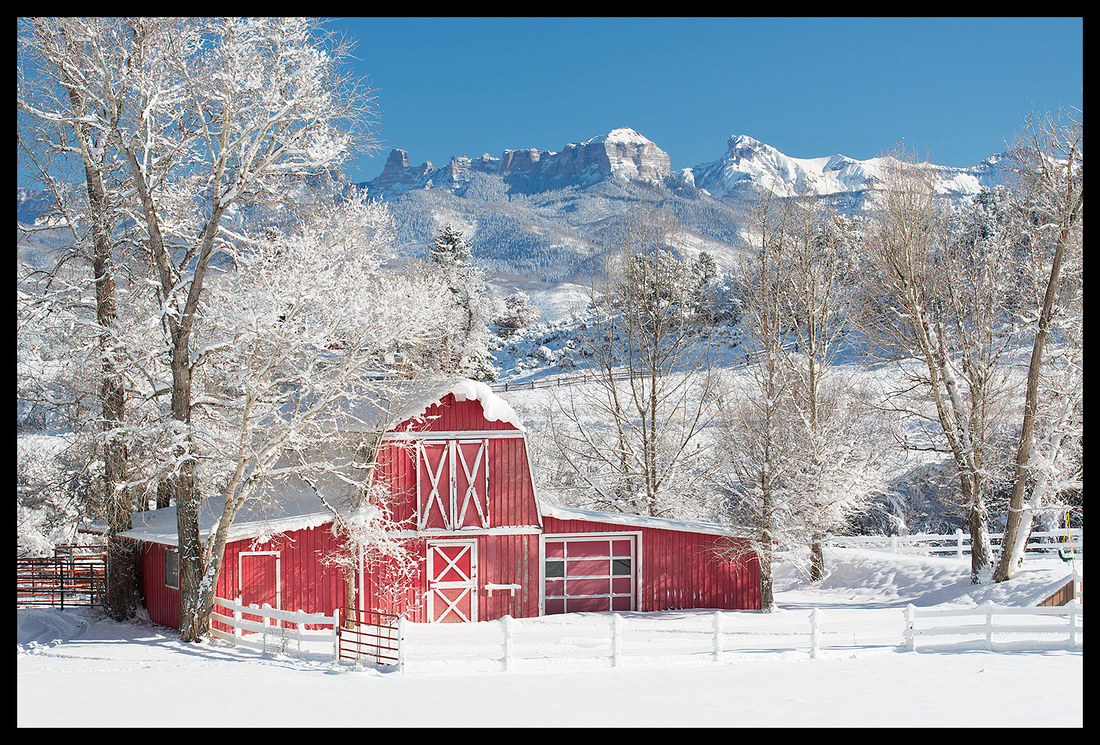 Red Barn, CO