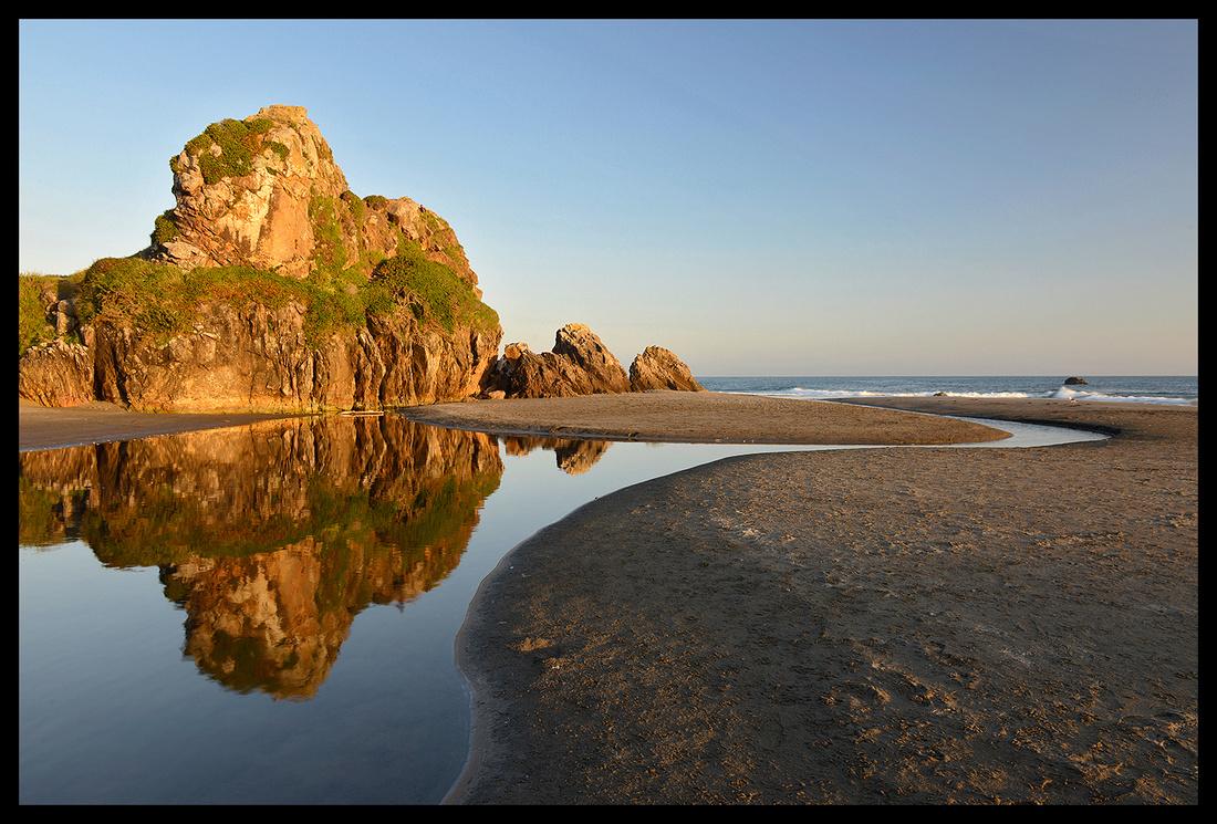 Harris Beach State Park 1