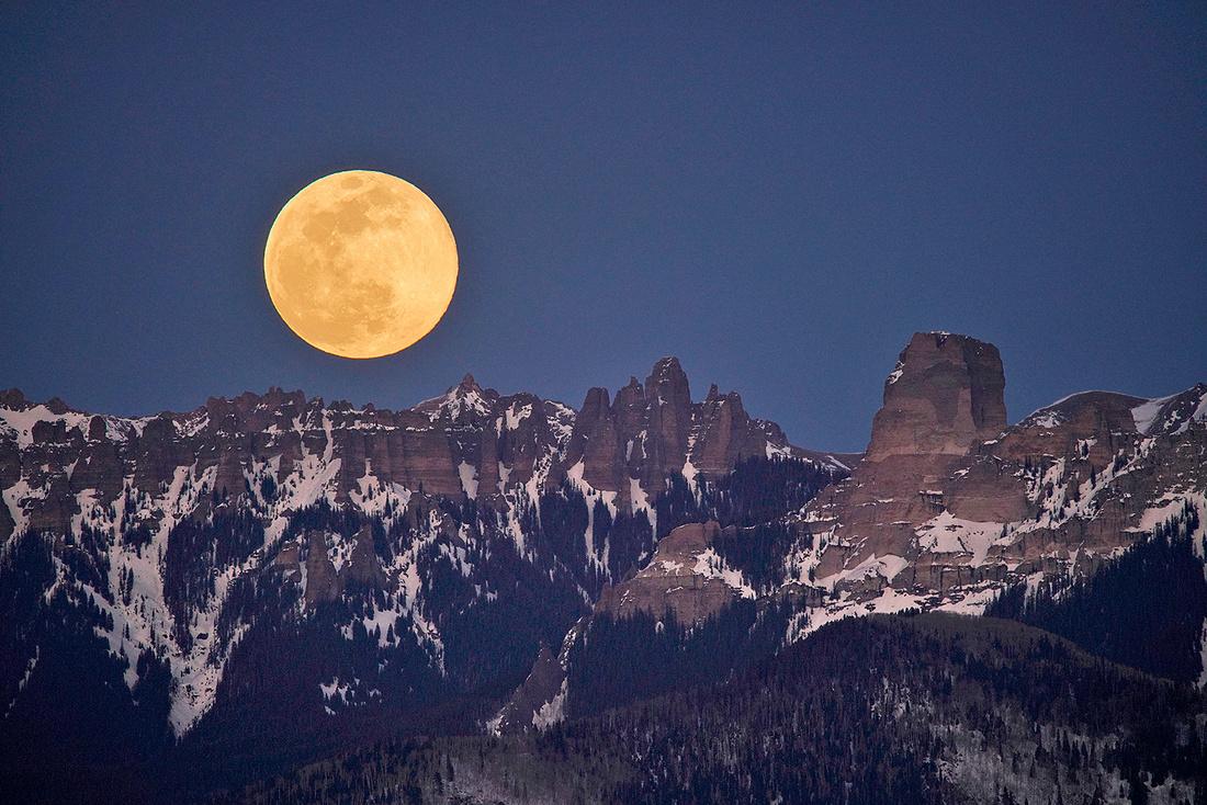 Cimarron Moon 1