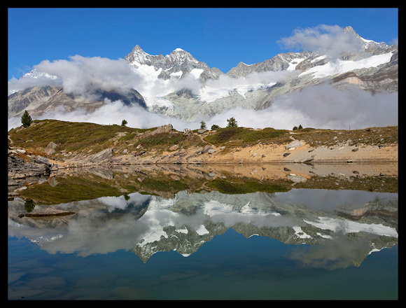 Alps reflection 1