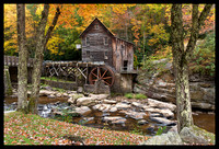 Grist Mill 2 - Babcock State Park