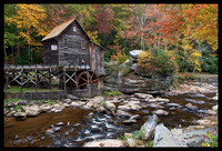 Grist Mill 5 - Babcock State Park