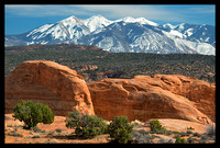 Arches National Park and La Sal Mountains 1