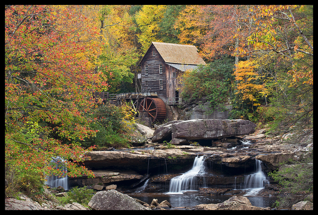 Grist Mill 1 - Babcock State Park