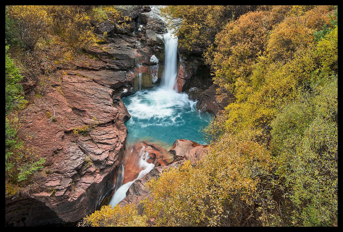 San Juan Waterfall 9, CO