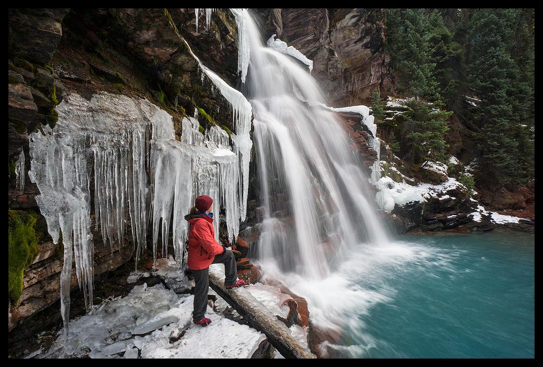 San Juan Waterfall Hiker 4, CO