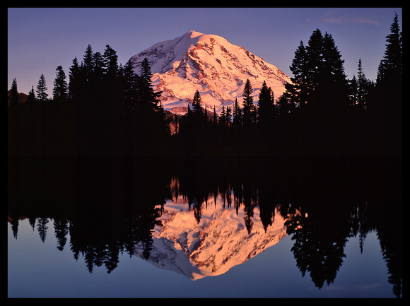 Mount Rainier - Eunice Lake (P72)