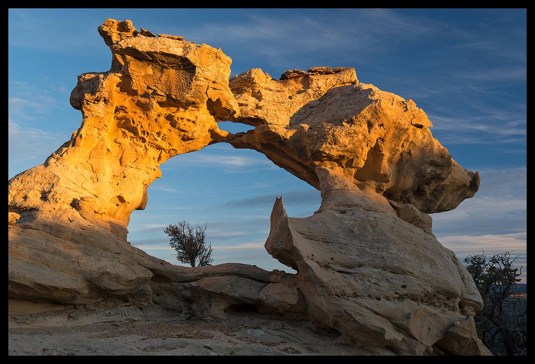 Grand Staircase Escalante National Monument - Horizon Arch