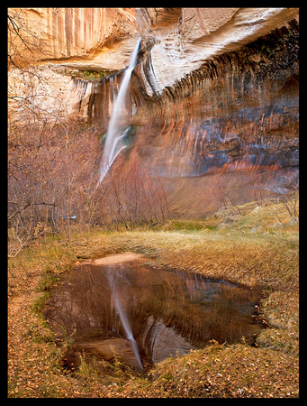 Calf Creek Falls 2
